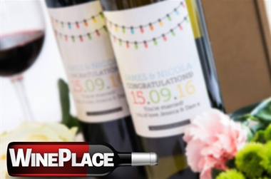 Bottling Your Own Wedding Wine