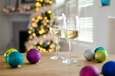 Merry Christmas and Happy Holidays From Wine Place Niagara Falls!