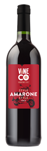 Amarone Style, Italy ~ With Grape Skins