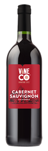 Cabernet Sauvignon, California ~ With Grape Skins