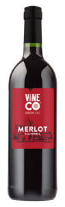 Merlot, California ~ With Grape Skins