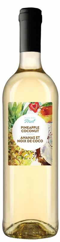 Pineapple Coconut Pinot Grigio